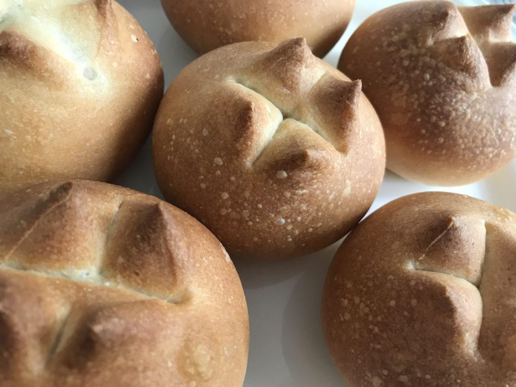 とっても簡単なパン