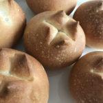 「とっても簡単なパン」を焼き上げる