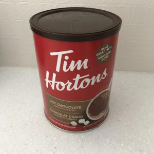 Tim Holtons ホットチョコレート
