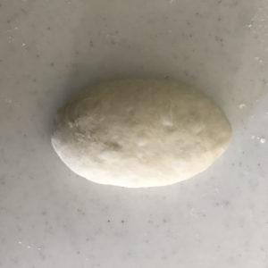 カレーパン 成型