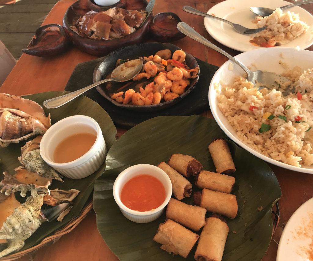 Lantaw 料理