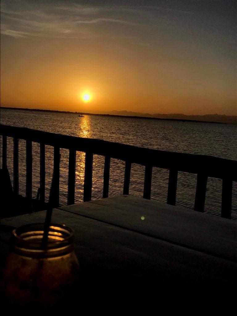 Lantaw sunset