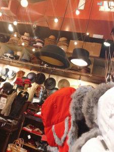 グランビルアイランド 帽子