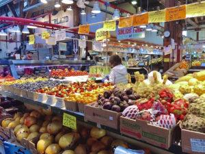 グランビルアイランド パブリックマーケット