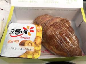 JIN Air(ジンエアー)機内食