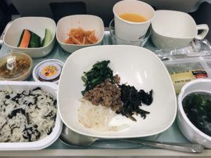 大韓航空 ビビンバ
