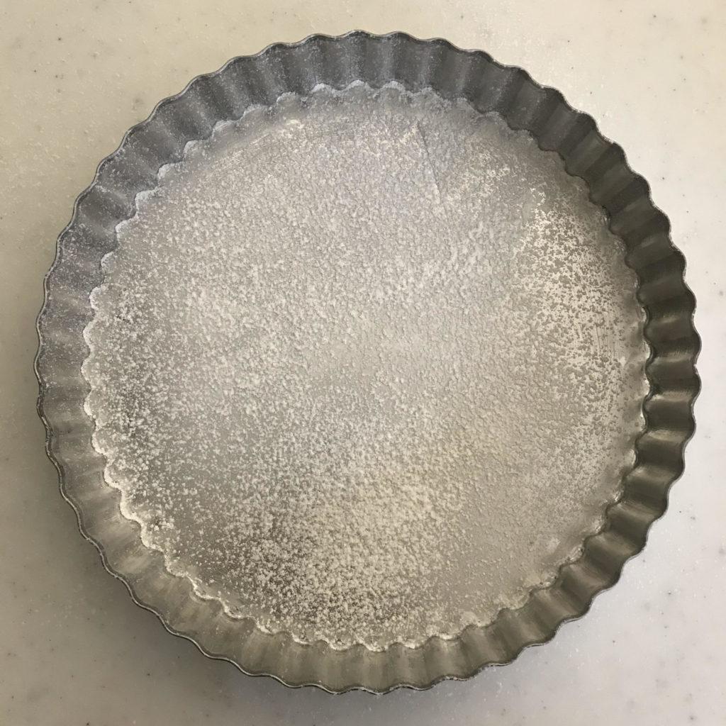 りんごタルトのタルト型