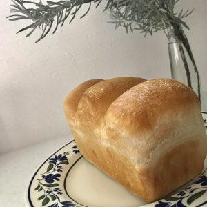 """中種法で作る""""究極の食パン"""""""